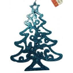 фото Украшение-подвес новогоднее Феникс-Презент 38698 «Елочка»