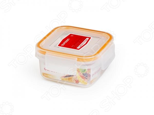 Контейнер для хранения продуктов Oursson Eco Keep CP0300S/TO контейнер для хранения продуктов oursson germetic clip cp0903s