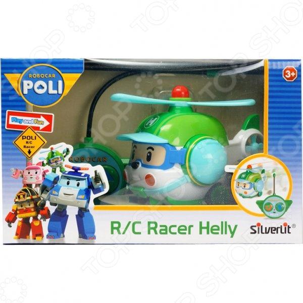 Игрушка радиоуправляемая Poli «Хэли» 83193 Игрушка радиоуправляемая Poli «Хэли» 83193 /