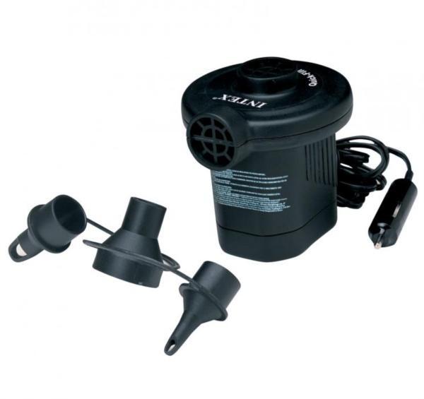 Насос электрический Intex 66626 насос ручной hi output hand pump 30 см intex 68612
