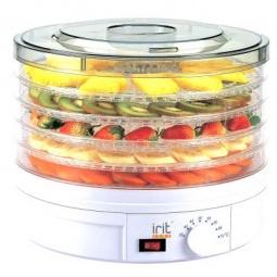 фото Сушилка для овощей и фруктов Irit IR-5921