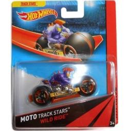 Купить Мотоцикл игрушечный Mattel Wild Ride