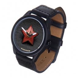 Купить Часы наручные Mitya Veselkov «Звездочка СССР» MVBlack