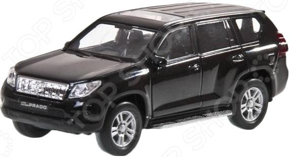Модель машины 1:34-39 Welly Toyota Land Cruiser Prado. В ассортименте