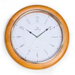 фото Часы настенные Вега Н 1105 «Классика кедр»