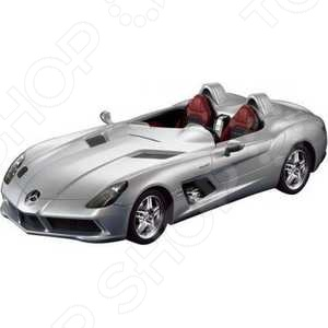 Машина на радиоуправлении Rastar Mercedes-Benz SLR minichamps 1 18 2007 mercedes mclaren slr roadster alloy model car