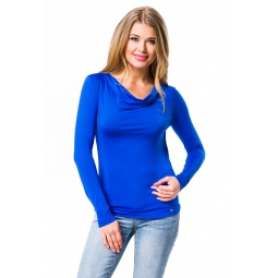 фото Кофта Mondigo 1464. Цвет: синий. Размер одежды: 46