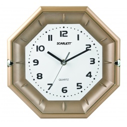 фото Часы настенные Scarlett SC-55QZ