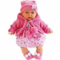 Купить Кукла Munecas Antonio Juan «Азалия в ярко-розовом»