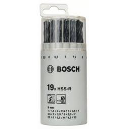 Купить Набор сверл по металлу Bosch 2607018355