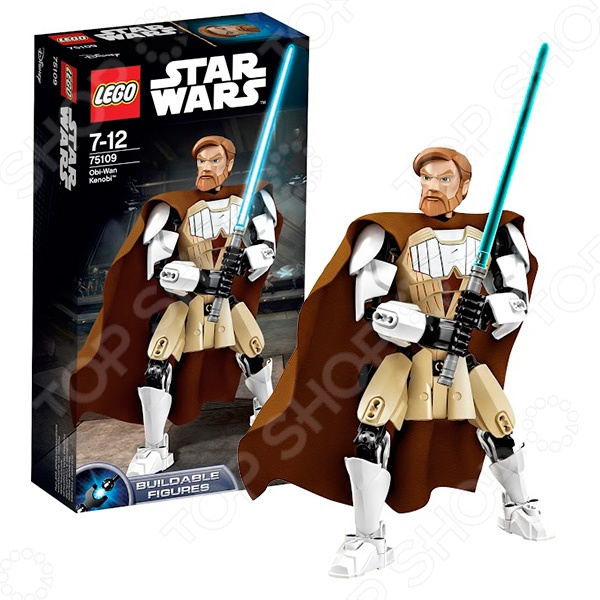 Фигурка сборная LEGO 75109 «Оби-Ван Кеноби»