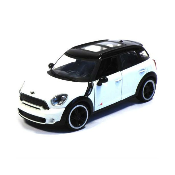 фото Модель автомобиля 1:24 Mondo Motors Mini Cooper Countryman. В ассортименте