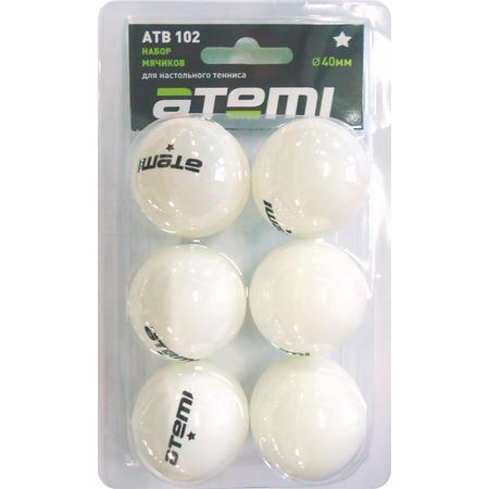 Купить Мячи для настольного тенниса Atemi ATB102