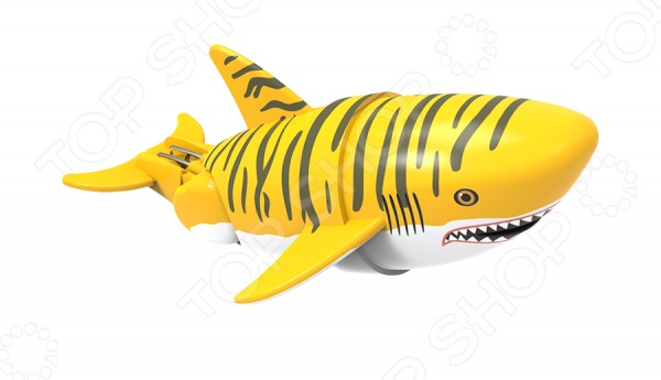 Игрушка интерактивная для ребенка Redwood «Акула-акробат Тигра»