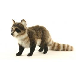 фото Мягкая игрушка Hansa «Енот стоящий»