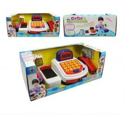 фото Касса игрушечная Shantou Gepai с набором продуктов