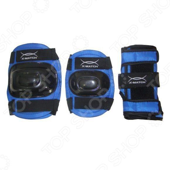 Комплект защиты для роликовых коньков X-MATCH PW-308