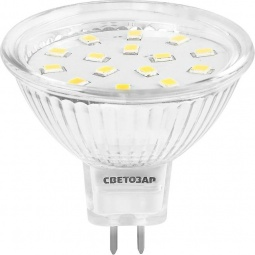 фото Лампа светодиодная Светозар LED technology 44555-25_z01