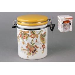 Купить Банка для хранения сыпучих продуктов Коралл HC8600C-F60 «Марокканский цветок»