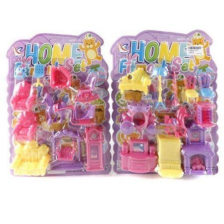 Купить Набор мебели игрушечный Shantou Gepai 2237F. В ассортименте
