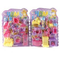 фото Набор мебели игрушечный Shantou Gepai 2237F. В ассортименте