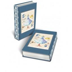 фото Книга-шкатулка Феникс-Презент «Маленькое голубое платье»