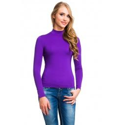 фото Водолазка Mondigo 264. Цвет: фиолетовый. Размер одежды: 44