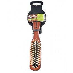 Купить Расческа массажная деревянная VORTEX 51018