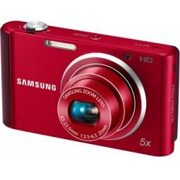 фото Фотокамера цифровая Samsung ST77. Цвет: красный
