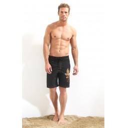 фото Шорты мужские пляжные BlackSpade 8005. Цвет: черный. Размер одежды: S