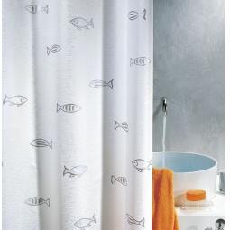 фото Штора для ванной Spirella Kos