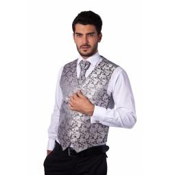 фото Жилет Mondigo 20504. Цвет: серый. Размер одежды: XXL