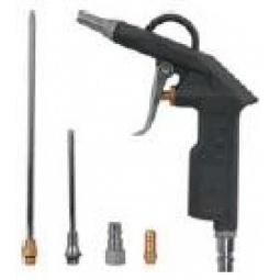 Купить Пистолет обдувочный с набором насадок FIT 81066