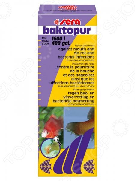 Средство лекарственное для аквариумных рыб 2560 Baktopur
