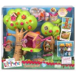 фото Набор игровой для девочек Lalaloopsy Mini. Домик на дереве
