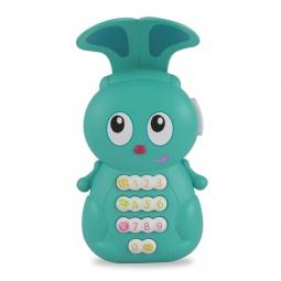 Купить Музыкальная игрушка Ouars Бани-ушастый телефон