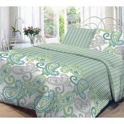 фото Комплект постельного белья Нежность «Оливия». Семейный