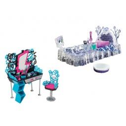 фото Набор игровой для девочек Mattel «Школа монстров» - мебель. В ассортименте