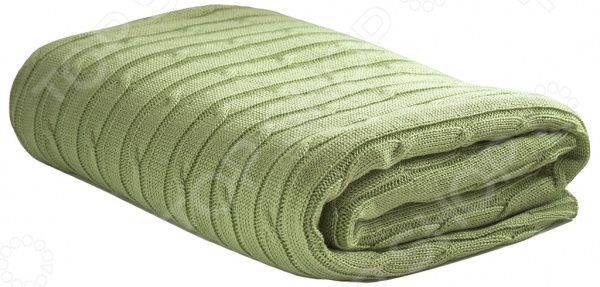 Плед Tiffany's Secret «Косичка. Зеленый чай Латте» набор shunga geisha s secret органика экзотический зеленый чай 5 предметов