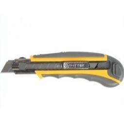 фото Нож строительный с запасными лезвиями Stayer Profi 09165