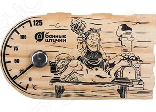 Термометр для бани и сауны Банные штучки «Забота» измерительные приборы украина