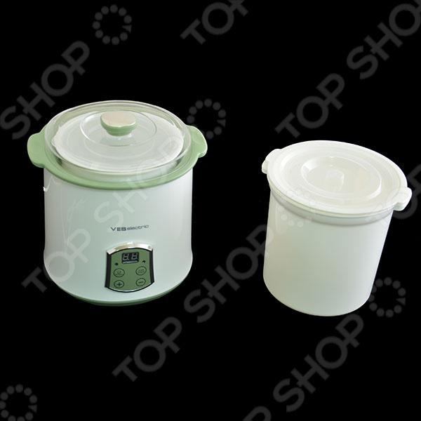 ves electric h-270 йогуртница инструкция