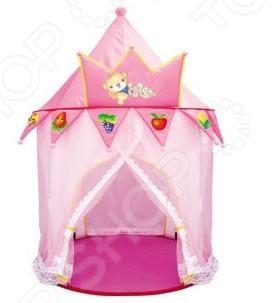 Палатка игровая Shantou Gepai «Сказочная» игровая палатка sland веселая почта 842045