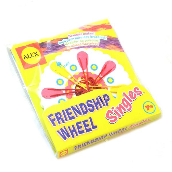 Набор для плетения браслетов Alex «Дружба»