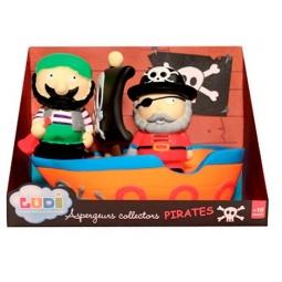 фото Набор игрушек для ванны Ludi «Пираты»