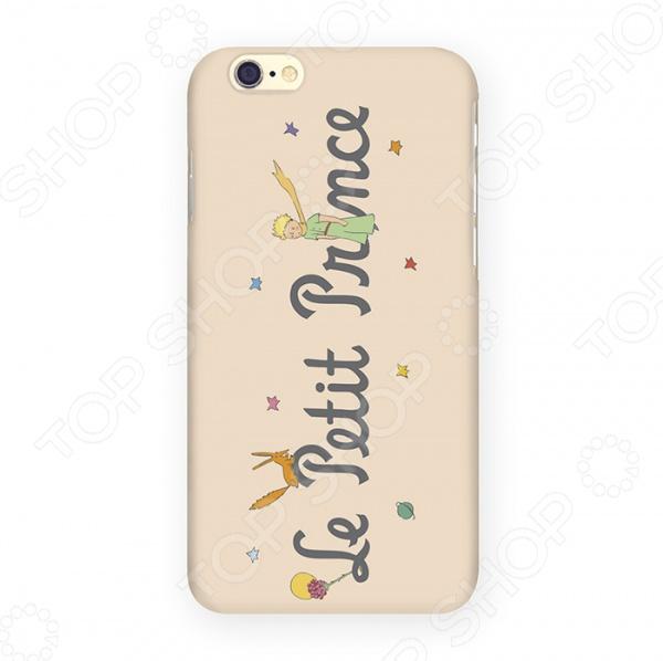 Чехол для iPhone 6 Mitya Veselkov Le Petit PrinceЗащитные чехлы для iPhone<br>Чехол для iPhone 6 Mitya Veselkov Le Petit Prince обладает современным оригинальным дизайном, удобен в использовании и приятен на ощупь. Предназначен для тех, кто не представляет жизни без цифровых устройств. Позволяет защитить ваш телефон от повреждений и царапин. Легкая конструкция обеспечивает удобство использования и беспрепятственный доступ ко всем функциям в любой момент времени.<br>