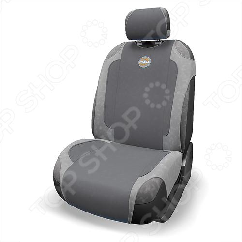 Накидка на сиденья с подогревом и терморегулятором Autoprofi HOT-650 «ЖАRA» чехол на сиденье autoprofi mtx 1105 bk rd m