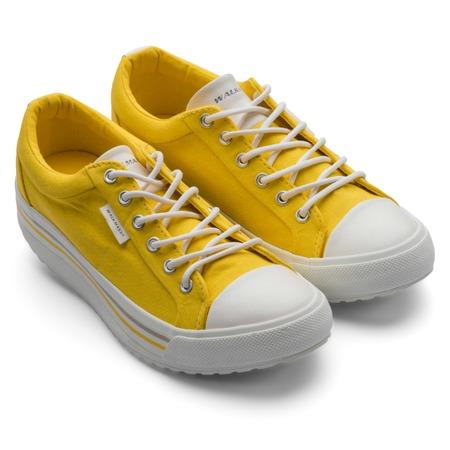 Купить Кеды Walkmaxx Comfort 2.0. Цвет: желтый