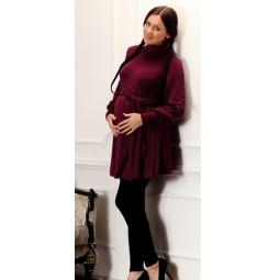 Купить Туника для беременных Nuova Vita 1507. Цвет: фиолетовый