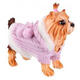 Купить Свитер-попона для собак DEZZIE «Принцесса»